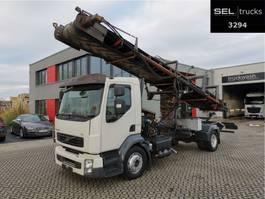 belt truck Volvo FL-240 / Förderbandfahrzeug / German