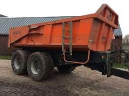 camião basculante com rodas REKORD 24 2002