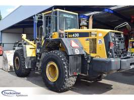 колесный погрузчик Komatsu WA 430-6, 9300 Hours, Truckcenter Apeldoorn 2011