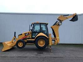 other excavators Caterpillar 422F 2014