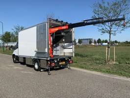 closed box lcv < 7.5 t Iveco DAILY 70C17 SERVICEWAGEN !!!! 2014