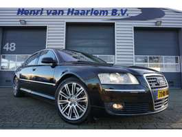 sedan car Audi A8 6.0 quattro Lang Pro Line | Adaptive Cruise control | Luchtvering | Y... 2004