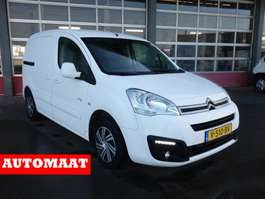 closed lcv Citroen Berlingo 1.6 BlueHDI 100PK Club Economy S&S Automaat Airco 2016