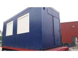 санитарный контейнер COntainer , Kantoorunit , Kantine 20 ft