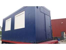sanitary container COntainer , Kantoorunit , Kantine 20 ft