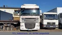 mega-volume tractorhead DAF TE 105 XF Mega TC491