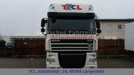 mega-volume tractorhead DAF XF105 Mega, Hubsattelplatte TC499