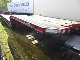 Tieflader Auflieger King lowbed type GTS 44, 3 axles 2004