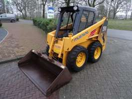 skid steer wheeled loader Mustang 2041 2008