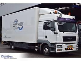 closed box truck > 7.5 t MAN TGL 12.210, Manuel, Euro 4, 665x245x262 box, Truckcenter Apeldoorn 2010