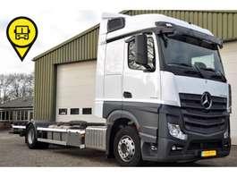 swap body truck Mercedes Benz ACTROS 1945 4X2 BDF 2018 ONLY 41.014KM 2018