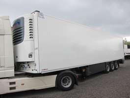 refrigerated semi trailer Schmitz Cargobull SKO 24 Doppelstock m. Balken Trennwand Liftachse 2019