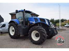 farm tractor New Holland T8.330 2010