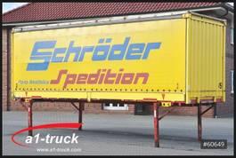 съемный кузовной контейнер с отодвигающимся занавесом Krone 7.45 BDF, Bordwandsider, 2004