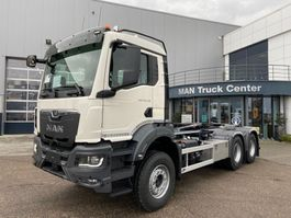 container truck MAN New Generation TGS 33.470 6x4 BL-NN containerhaak wb 3900 3x 2021