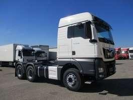 heavy duty tractorhead MAN TGX 33.510 6x4 BLS-XLX Hypoide assen met kipinstallatie mogelijk 2020