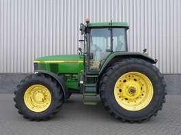 farm tractor John Deere 7710 4WD 1997