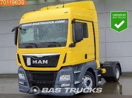 mega-volume tractorhead MAN TGX 18.440  4X2 XLX Mega Intarder Euro 6 2014