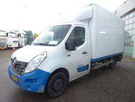 closed box lcv < 7.5 t Renault Master 160 HP, euro 5, LBW, Koffer, TUV 06/2020 2015