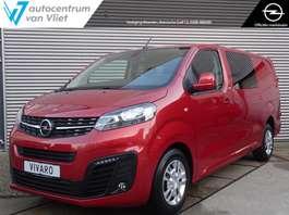 закрытый ЛКТ Opel Vivaro Dubbele Cabine 120Pk. Edition+ *NAVI*CAMERA* 2020