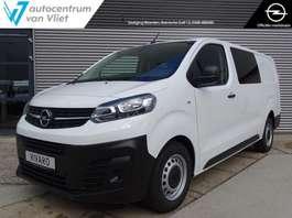 закрытый ЛКТ Opel Vivaro Dubbele Cabine 120Pk. *NAVI*CAMERA* 2020
