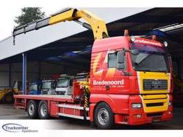 контейнеровоз MAN TGA 26.480, Palfinger PK 32080B, ADR, Retarder, 6x2, Euro 4, Truckcenter... 2007