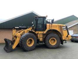 wheel loader Caterpillar 966 K 2012