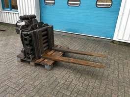 rotator wyposażenie Rotator + Spreider Heftruck, FEM 3  /  51 cm. Rotator, spreiden, Vorkenv...