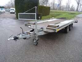 car transporter car trailer Hapert AL3500 2003