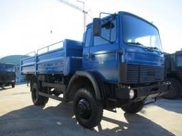 camião militar Iveco 110-17AW   4x4    34.000 km !!! 1988