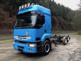 chassis cab truck Renault Premium 420 dci ** Fahrgestell/Klima/Retarder ** 2005