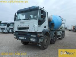 camión hormigonera Iveco AD340t35B 2005