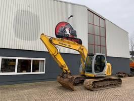 crawler excavator New Holland E135SR-1ES 2008