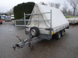 tilt car trailer PETERS PPT plateauwagen 2010