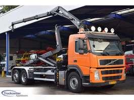 camión contenedor Volvo FM 440, HMF 1632 Z (2018!), Euro 5, 6x2, Truckcenter Apeldoorn 2009