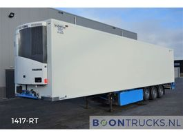 refrigerated semi trailer Jumbo - VéDéCAR + THERMOKING SLXe | MULTITEMP * 270 x 250 * TOP CONDITION 2014