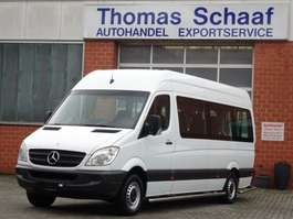 monovolume – automóvel carruagem de passageiros Mercedes Benz Sprinter 311 Cdi Tribus Maxi 1+8 Sitze Klima Rollstuhllift Euro 4 2010