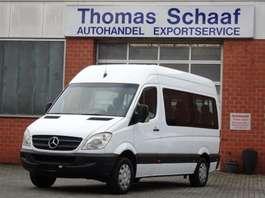wheelchair transport lcv Mercedes Benz Sprinter 311 Cdi Flex-i-Trans 9 Sitz Rollstuhllift Automatik Klima Euro 4 2009