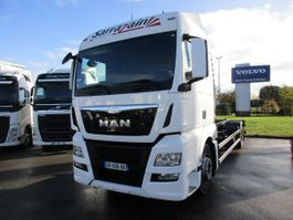 swap body truck MAN TGX 4x2 2015
