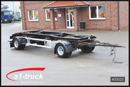 container chassis trailer Meiller Meiller G 18 SZL 5,0, Schlitten,  HU 06/2020 2008