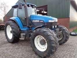 farm tractor New Holland 8670 1997