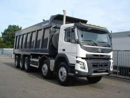 автосамосвал Volvo FMX-500 - 10X4 MINES -KIPPER TRUCK - 100 TONS GVW 2014