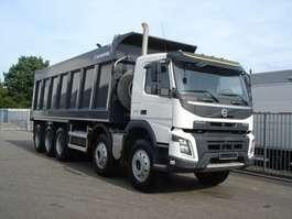 tipper truck Volvo FMX-500 - 10X4 MINES -KIPPER TRUCK - 100 TONS GVW 2014