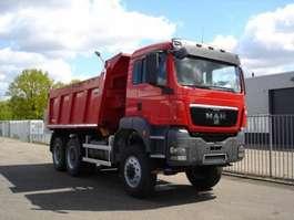 tipper truck MAN TGS 40-430 - 6X6 HEAVY DUTY USED KIPPER TRUCK 2013
