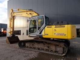 crawler excavator New Holland E 215 B LC 2011