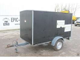 closed box trailer Closed