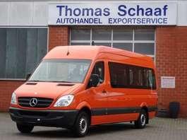 minivan - passenger coach car Mercedes Benz Sprinter 311 Cdi Maxi Flex-i-Trans 9 Sitze Klima Rollstuhllift Euro 4 2020