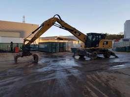 wheeled excavator Caterpillar MH3024 2019