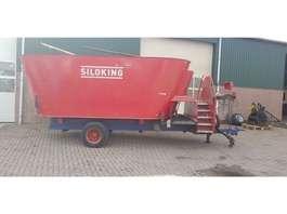 feed machine SILOKING voermengwagen VM 18 DUO
