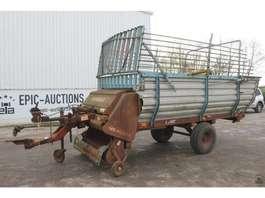self loading wagon Mengele LW 290 1978